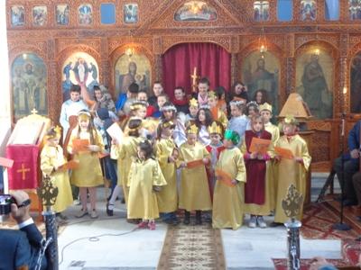 Χριστουγεννιάτικη επίσκεψη σε Πολένα και Μπομποστίτσα