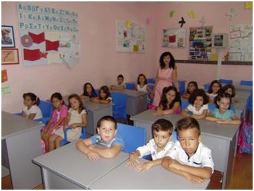 Νέα σχολική χρονιά με παλιά προβλήματα για το ελληνικό σχολείο σους Αγ. Σαράντα