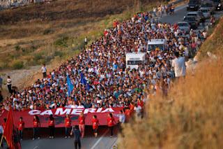 Εβδομάδα αφιερωμένη στους τσάμηδες  με την ανοχή της αλβανικής κυβέρνησης