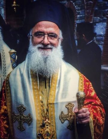 Μητροπολίτης Σταυροπηγίου (π.Ἀργυροκάστρου) π. Ἀλέξανδρος Καλπακίδης