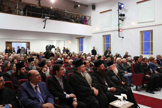 Επιτυχημένη εκδήλωση για το Βορειοηπειρωτικό - βραβεύσεις πρώην φυλακισθέντων