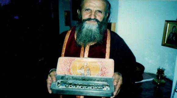π. Χρήστος Παππάς από το Αλύκο
