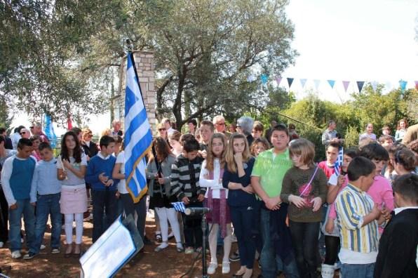 Εορτασμός της Ελληνικής Επανάστασης με τον Ελληνισμό της Χειμάρρας