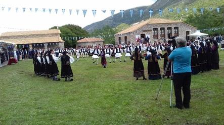 Και Βορειοηπειρώτες  στις εκδηλώσεις  που διοργάνωσε  η τοπική αυτοδιοίκηση στο ηρωικό Σούλι