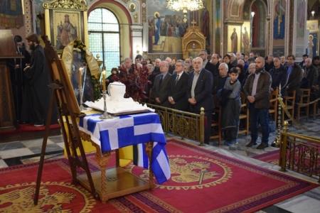 Η Αγωνία του Σεβαστιανού και οι αγώνες των Βορειοηπειρωτών - ομιλία Κ. Χολέβα στο μνημόσυνο του Σεβαστιανού