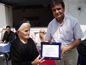 Έφυγε από τη ζωή η δασκάλα Μαργαρίτα Μπάχου