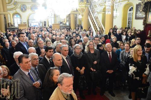 Μνημόσυνο για τον Κωνσταντίνο Κατσίφα στη Θεσσαλονίκη