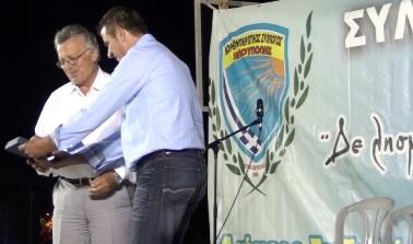Ο Σύλλογος Βορειοηπειρωτών Ηλιούπολης τιμά τους αγωνιστές