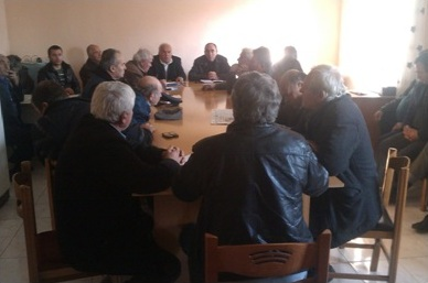 Επαρχιακό Συμβούλιο Μεσοποτάμου: Ζητάμε περισσότερη ασφάλεια των κατοίκων και όλου του χώρου