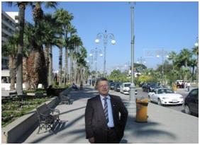 Β. Παπαχρήστου: Η Κύπρος και τα συναισθήματά μου