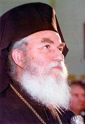 Μητροπολίτης Σεβαστιανός: 26 χρόνια από την κοίμησή του (12-12-1994)